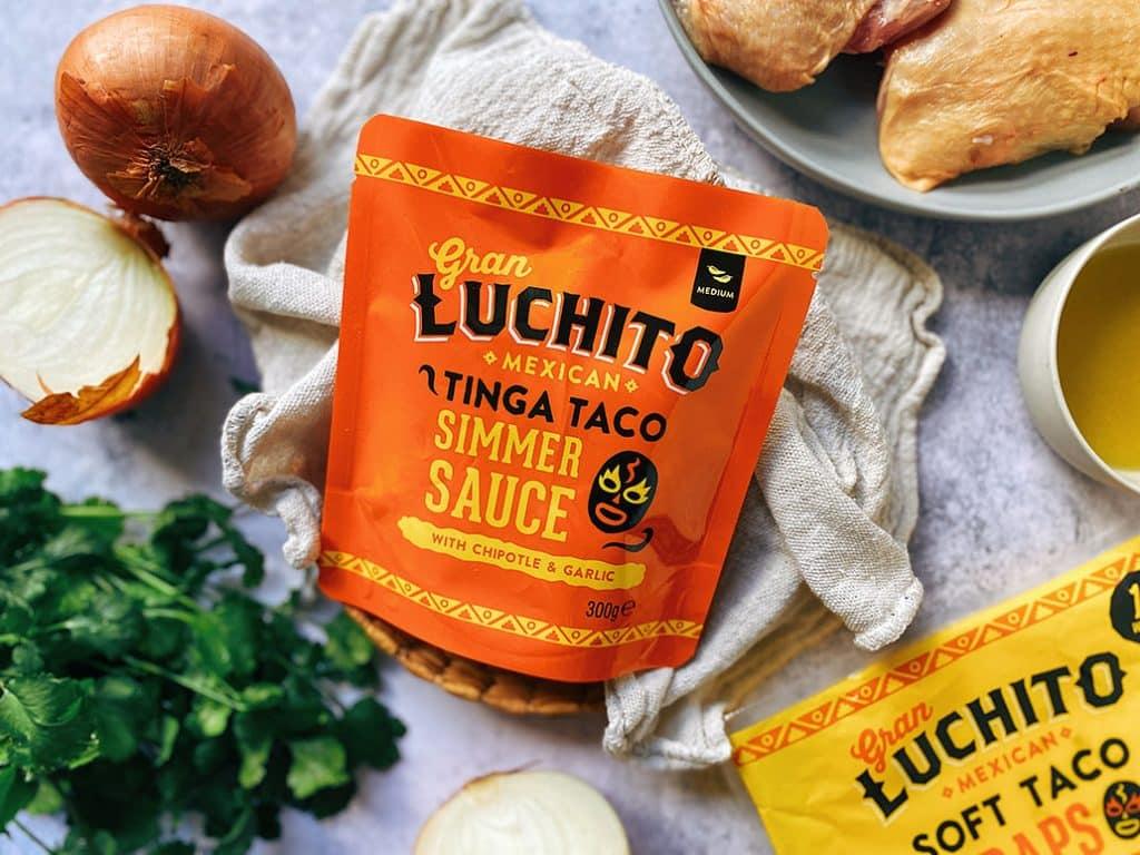 Chicken Tinga, Taco Recipes