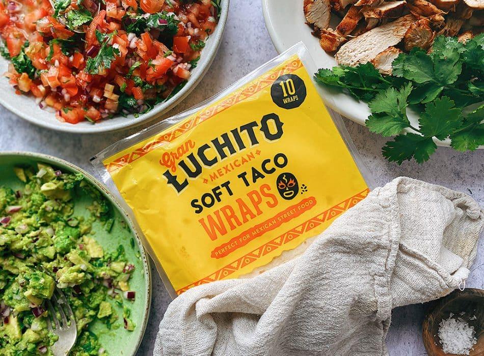 soft taco wrap, chicken quesadilla, Mexican recipes, tex mex recipes