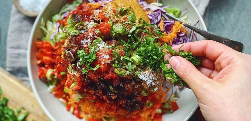 Mexican Coleslaw, Taco Recipes