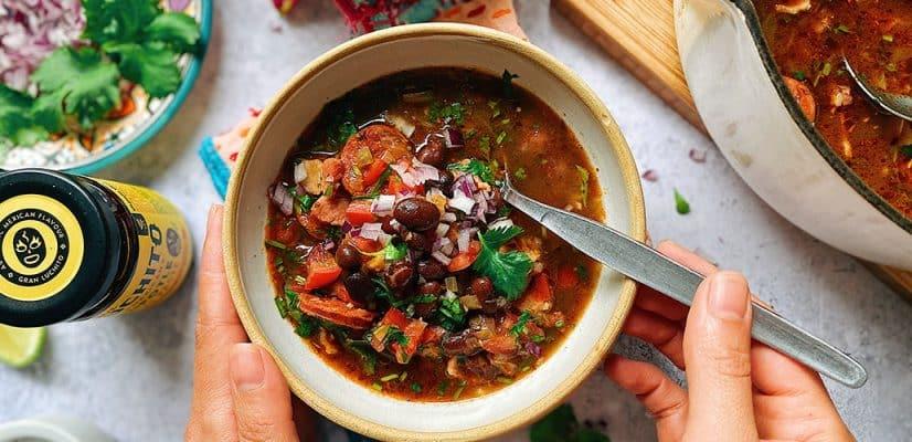 Cowboy Beans - Mexican BBQ