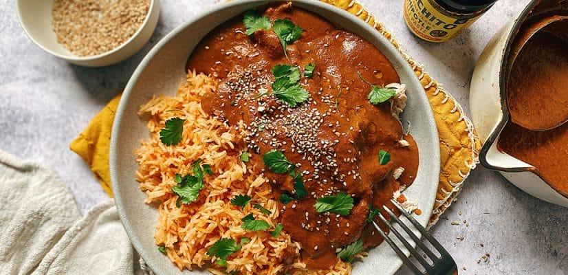 Mexican Recipes, Mexican Classics, Chicken Mole, Mexican Chicken Recipes