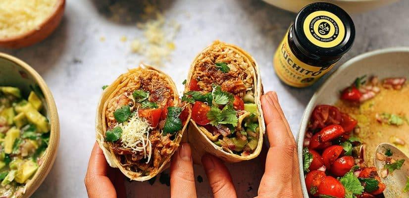 Mexican Recipes, burrito recipes