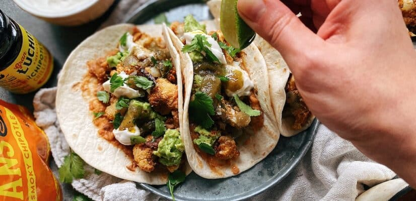 Mexican Recipes, taco recipes, recipes with refried beans